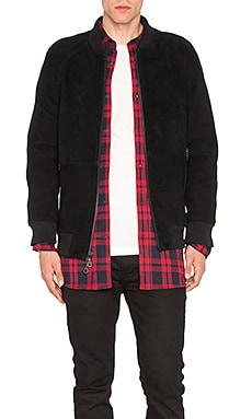 Superism Griffin Jacket in Black