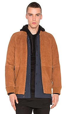 Superism Griffin Jacket in Tan