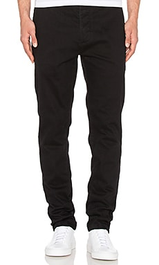 Superism Parker Chino in Black