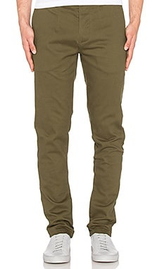 Superism Parker Chino in Olive