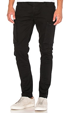 Superism Grady Cargo in Black