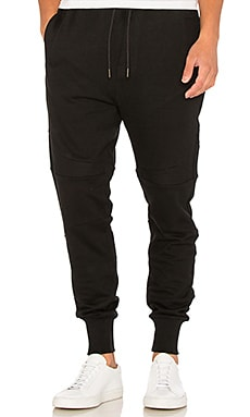 Superism Gage Sweatpant in Black