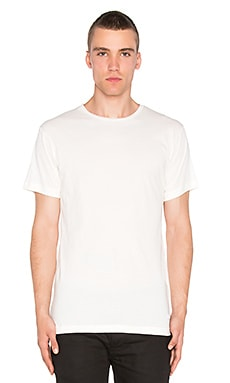 Superism Mason Tee in White