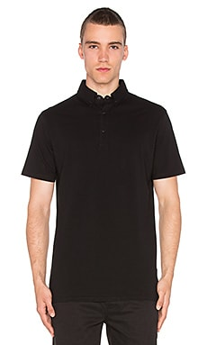 Superism Barrett Polo in Black