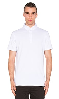 Superism Barrett Polo in White