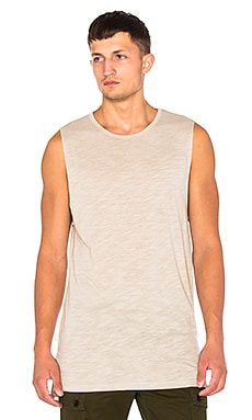Superism Jarome Tank in Tan