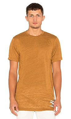 Superism Carter Tee in Gold
