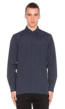 Superism Declan Button Down in Navy