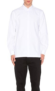 Superism Declan Button Down in White