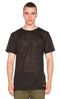Superism Carter Tee in Black