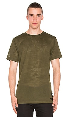 Superism Carter Tee in Olive