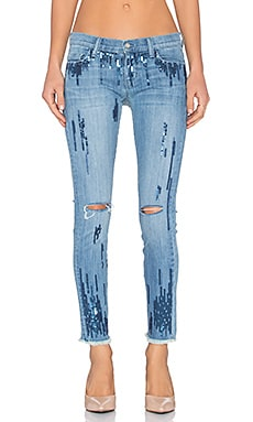 Siwy Sara Embellished Skinny in Saturday Night