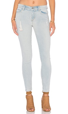 Siwy Lauren Mid Rise Skinny in Dry Your Eyes