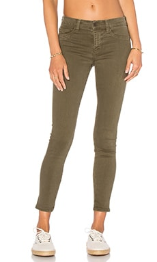 Felicity Seamless Skinny in Army Green