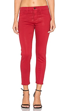 Felicity Skinny Jean in Hot Blooded
