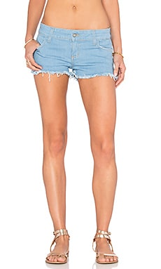 Camilla Signature Short in Let It Be