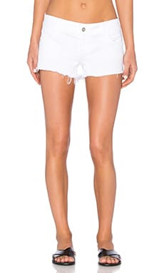 Camilla Signature Short in White