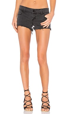 Camilla Signature Short in Thunderstorm