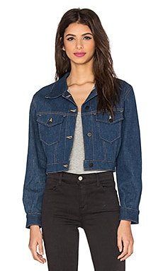 Siwy Charlize Crop Jacket in Nameless