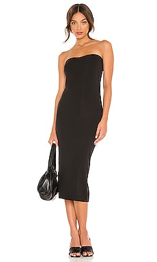 Hestia Strapless Dress Skin $125 NEW