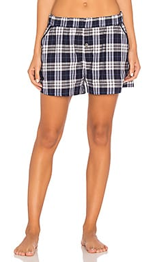 Plaid Short