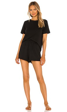 Cady Tee and Short Set Skin $98