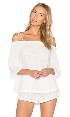 Off Shoulder Top in White