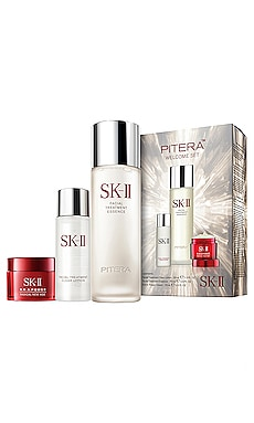 КОМПЛЕКТ PITERA WELCOME KIT SK-II $110