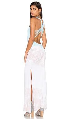 Rosanna Dress in Aqua