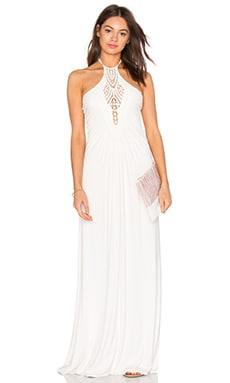 Ubadah Maxi Dress in Bone