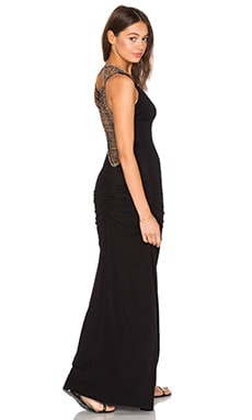 Udant Maxi Dress in Black