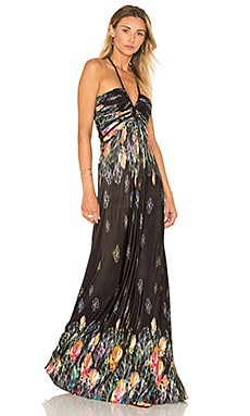 Yamming Maxi Dress in Black