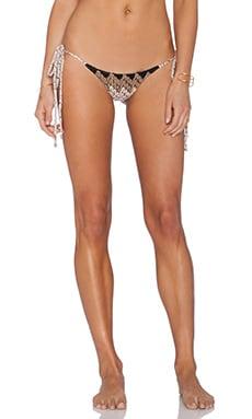 sky Arnold Bikini Bottomin in Tan