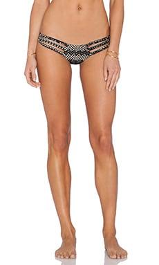 sky Bambina Bikini Bottom in Black