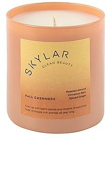 Fall Cashmere Candle Skylar $45