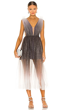 Heather Dress SAU LEE $485 NEW