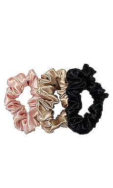 Classic Large Scrunchie 3 Pack slip $39 BEST SELLER