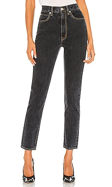 Beatnik High Rise Slim Jean SLVRLAKE $259 Collections