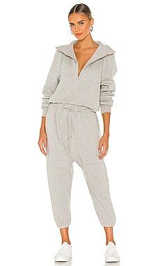 Pillow Jumpsuit Selkie $218