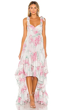 The Peony Gown Selkie $401
