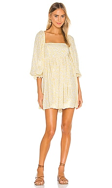The Puff Dress Selkie $168