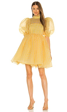THE ROYAL PUFF ドレス Selkie $286 サステナブル