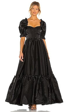 X REVOLVE Ritz Gown Selkie $399 NEW
