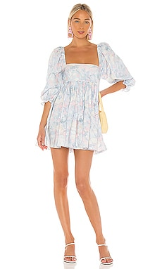 The Puff Dress Selkie $249