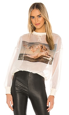The Ghosted Sweater Selkie $154