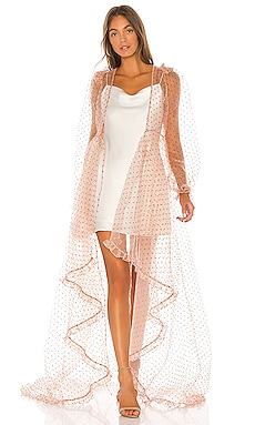 The Morningglory Kimono Dress Selkie $249