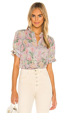 The Bistro Blouse Selkie $152