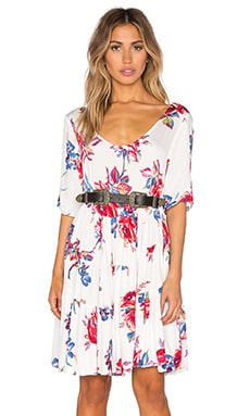 Somedays Lovin True Romance Floral Dress in Multi