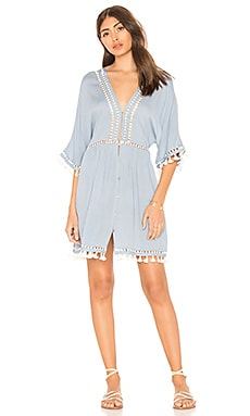 Mystique Kimono Dress Somedays Lovin $41