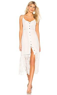 Oceans Away Midi Dress Somedays Lovin $119